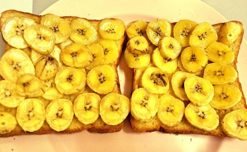 How extreme do you like Banana on Toastbread ?