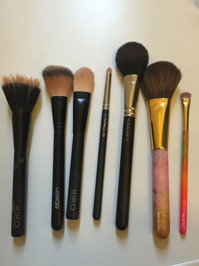 brush collection Makeupartist Make Up Artist Brush Set Make-up Rouge Brush Powder Brush Makeup EyeEm Selects Indoors  Variation Choice No People Close-up Day