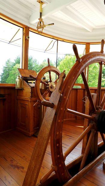 Bridge Ship Old Ship In Last Century Old Transport Beautiful Engineering Visiting Museum OpenEdit Made Of Wood