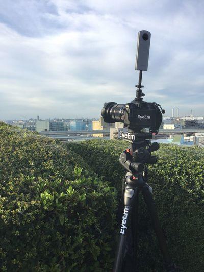花火待ち(´▽`) Waiting for Fireworks 😁🎇 I ❤️ Yokohama. Landscape My Camera Camera EyeEm Selects Point Of View Taking Photos Snapshot Walking Around お写ん歩