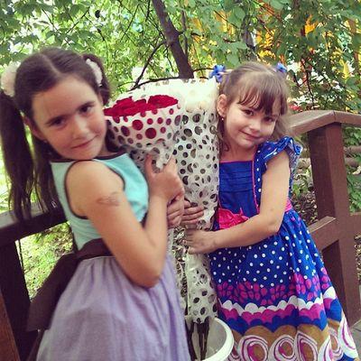 Любимые дочурки