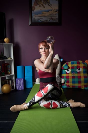 Photography Photojournalism Nikon Colour Photooftheday Portrait Portrait Of A Woman Performer  Contortion D750 Wonder Nikonphotography Calgary YYC Colourful Pose