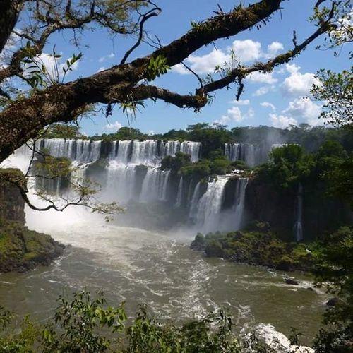 Iguazu Brazil Waterfall Gapyear Travel
