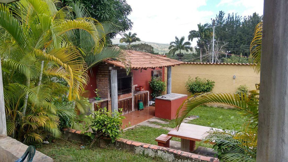 Este foi um ótimo lugar para ficar em Santa Elena De Uairen, Venezeela Pousada  fantástica.