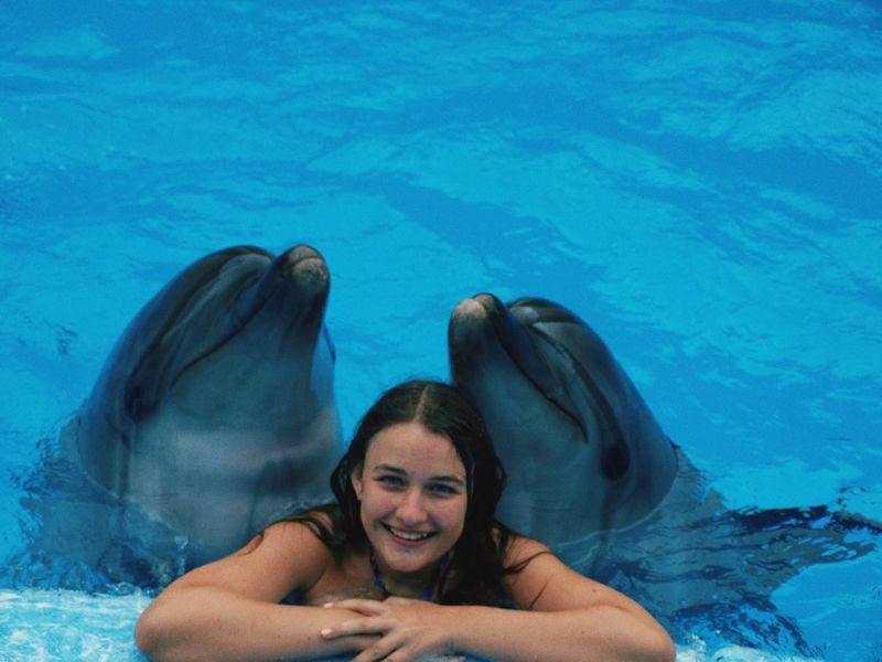 черноморск дельфинарий дельфины🐬