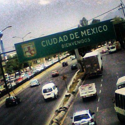 Limites delegacion Miguel Hidalgo, DF.....Principia Naucalpan De Juarez, Estado De Mexico