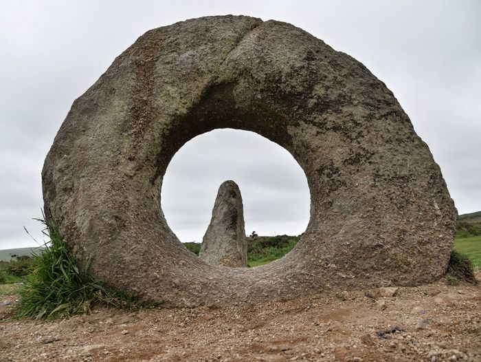 Mên-an-Tol, Neolithic Standing Stones in Cornwall England United Kingdom Global Photographer Works Exhibition Global Photographers Alliance Historical Monuments Historical Place Ancient Ancient Civilization Fine Art Photography The Magic Mission Miles Away