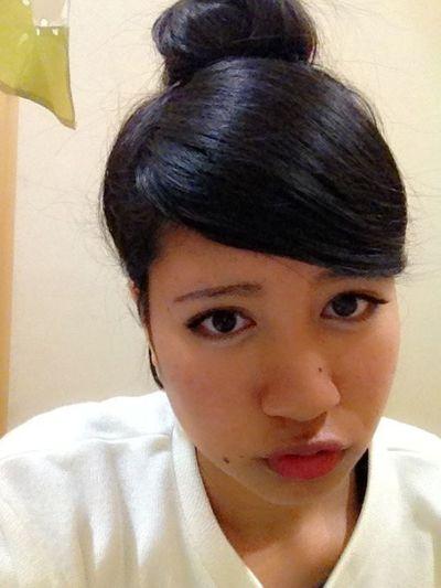 Myface Hair Arrenge Happy