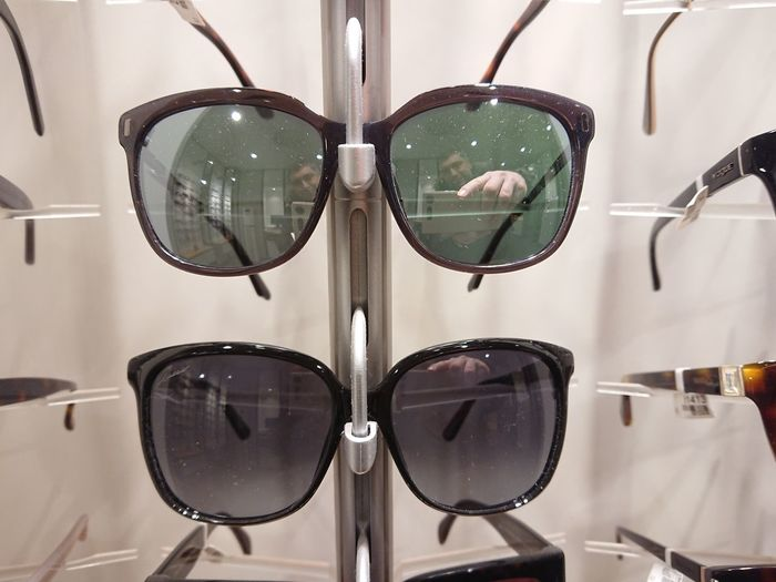 Berlin, Germany - January 2, 2018: Sunglasses in store window display Fashion Window Display Close-up Eyeglasses  Eyewear For Sale No People Protection Reflection Sight Sun Glasses Sun Protection Sunglases Sunglasess Sunglasses Sunglasses :) Sunglasses ✌👌 Sunglasses👓