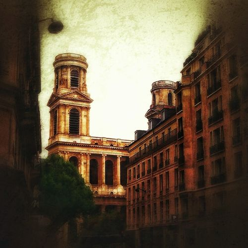 Walk forward Paris St Sulpice Eglise Church Architecture Snapseed Snapseed Editing  Europe