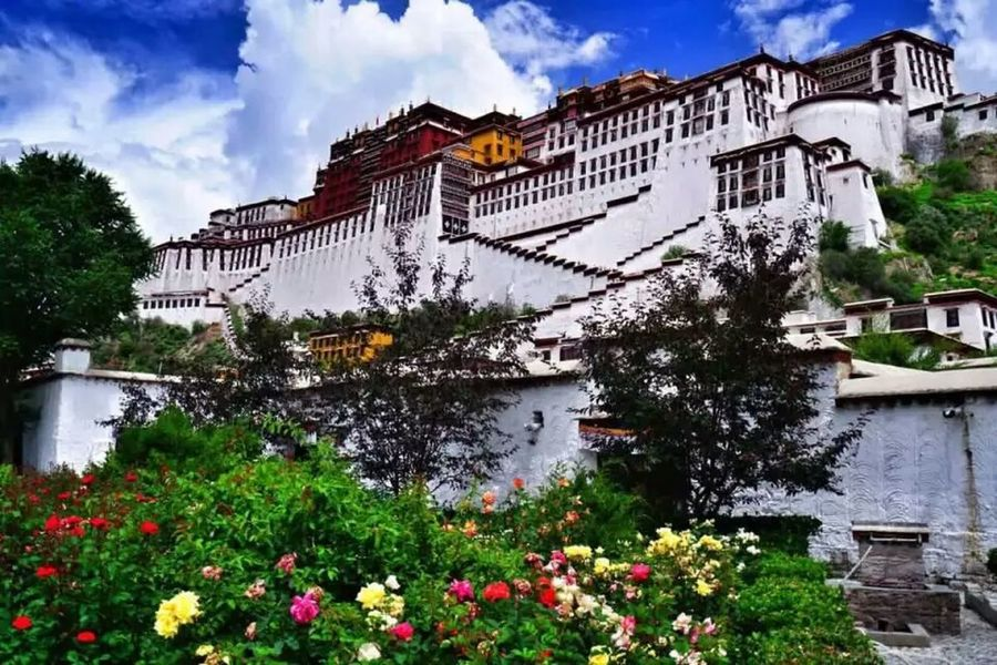 Potala palace Potala Palace, Tibet, China Potala Palace Architecture Relaxing Walking Around Happy Mobile Photography Green Flowers Photography Enjoying Life China Budhism Tibet Potala Palace And Surroundings The Purist (no Edit, No Filter) Hill Palace EyeEm Masterclass EyeEm Best Shots EyeEm Gallery Eyeem Photography Eyeem Market Sky Magnificent China Miles Away
