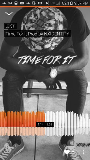 Check me out on soundcloud