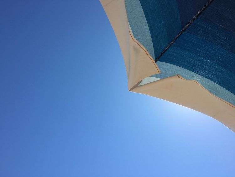 The Essence Of Summer Shade Relaxing Italy Undercover Beach Beachphotography Summer Summertime Blue Sky Sabaudia