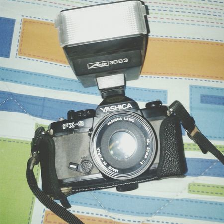 Photography Ricordi Indelebili,legati A Delle Fotografie... Yashica Taking Photos