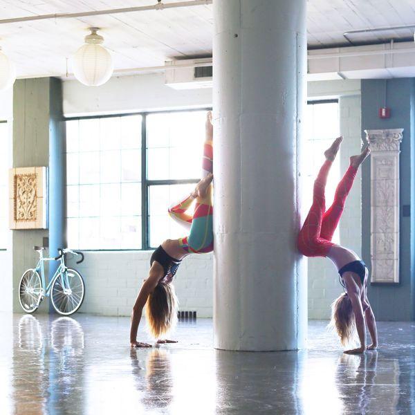 City Museum Yoga Bike Yoga Pose Yogogirls Body & Fitness