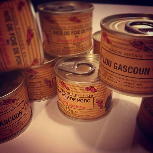 Comme le nom l'indique... Lougascoun revenir avec le plein. Instafood Igersgironde Bordeaux Pate Espelette Porc