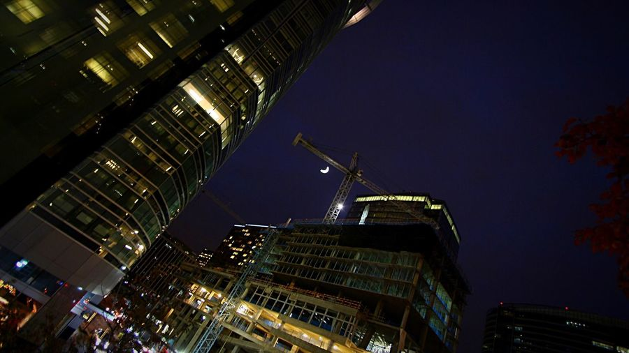 Johnleephotography Arlington  Illuminated Night City Skyscraper Office Building Sky Modern City Life Insomnia Wide Angle Sleep Deprived Insomniac_collection Shotoncanon Architecture