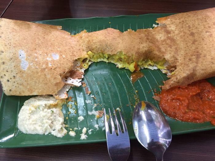 Food Indian Food Masaladosa Thosai Singapore