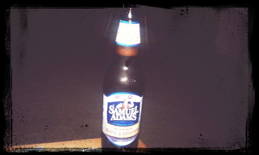 Drinking a beer at one in the afternoon in Wednesday... does this make me an alcoholic?