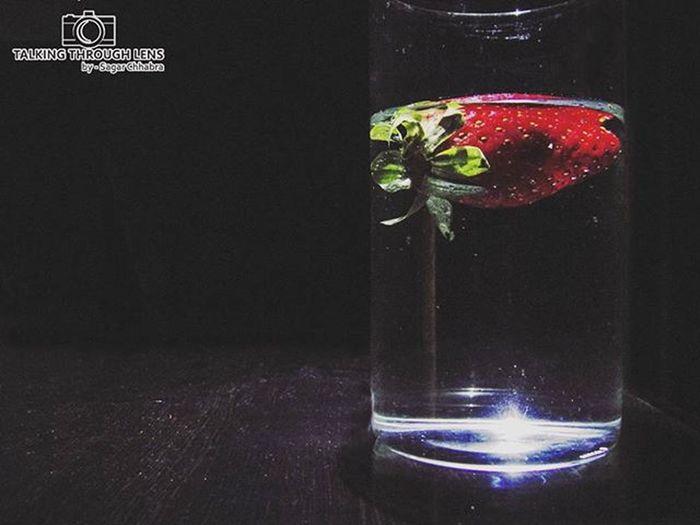 My first click , my inspiration , my beginning Talkingthroughlens Photoftheday Photogrid Photographer Photographyislifee Shootshootshoot Pic Strawberry Red Water Itsme Love Myfirstclick @sagarchhabra95