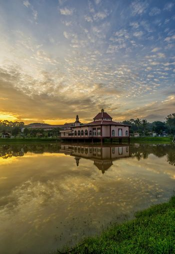 Sunrise Cloud -