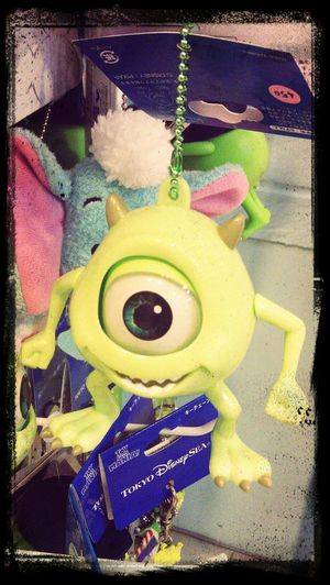 Mike. Moster Disney