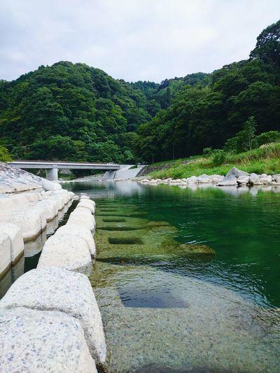 川 Riverside River Enjoying Life お出掛け