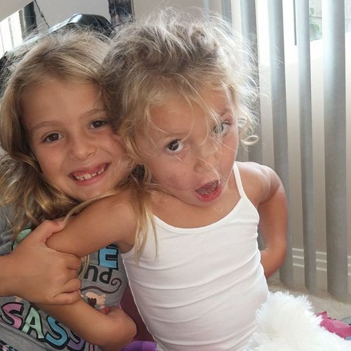 Mia and stellie ??? MYeverything Lovethemsomuch