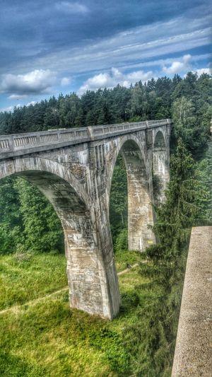 Stańczyki Akwedukt Suwalszczyzna Poland