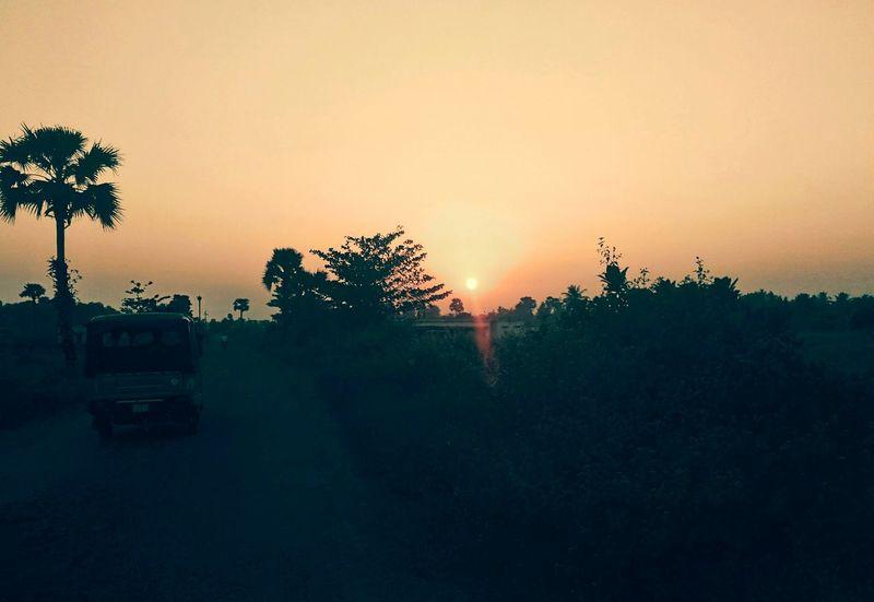 Sunset Beautiful Nature Visakhapatnam Streetphotography