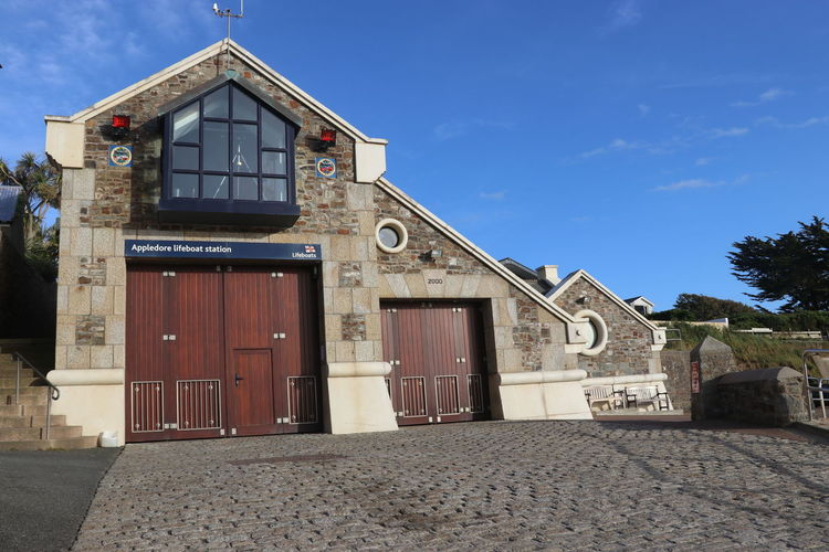 Lifeboat Lifeboat Station... RNLI Centre