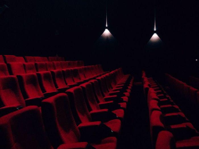 After it all. NEM Culture Cinema