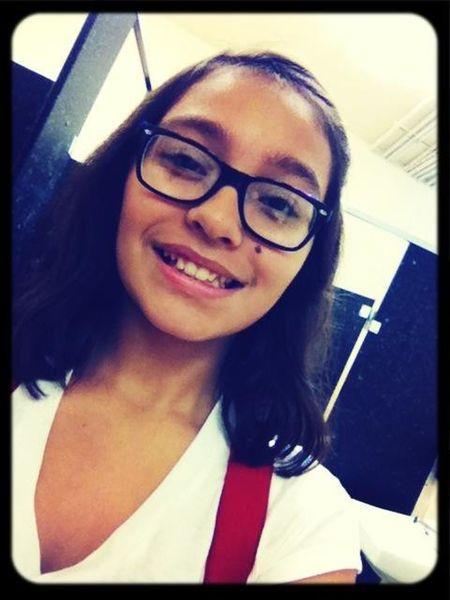 In School Dressed Up As A Nerd !!