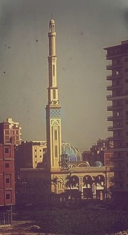 Mosque Building Exterior Architecture Outdoors No People Day Sky Cityscape Urban Skyline City Mobile Photography Mobile_photographer Note5camera Note5 Islamic Islamic Architecture Old Buildings Buildings Buldings And Sky High Landscape Old Building  Nature Photography Artphoto Artphotography