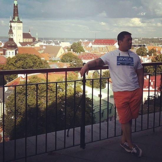 OldTownTallinn TallinnEstonia Eurotrip2014 PinoyExplorer LoveKoTo GalaMuna MyFavoriteShoesVans MyVans VansBoys