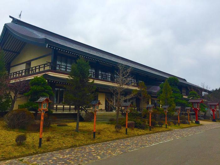 高山稲荷神社 社務所