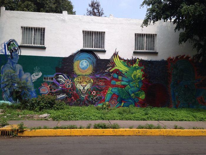 Street Art Mexico First Eyeem Photo