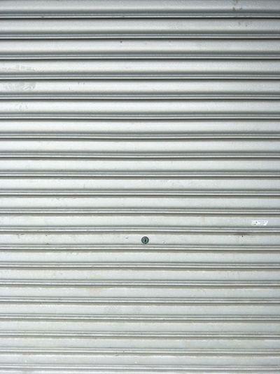 Lines Metal Lurus Door Roller Shutter Door Lines Horizontal Gray Full Frame Day Outdoors