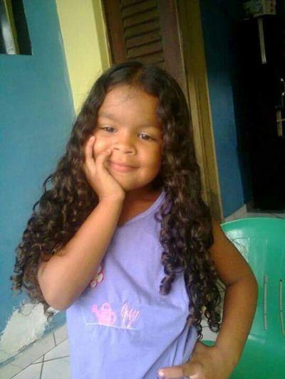 Minha mocinha linda