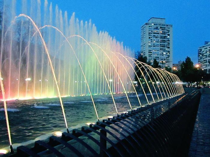 Water Edificio