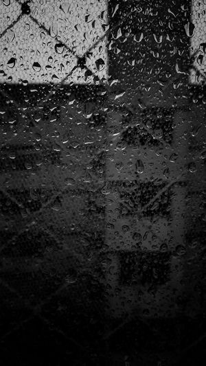 Glass - Material Wet Window Water Rain Backgrounds No People Rainy Season Nature Close-up