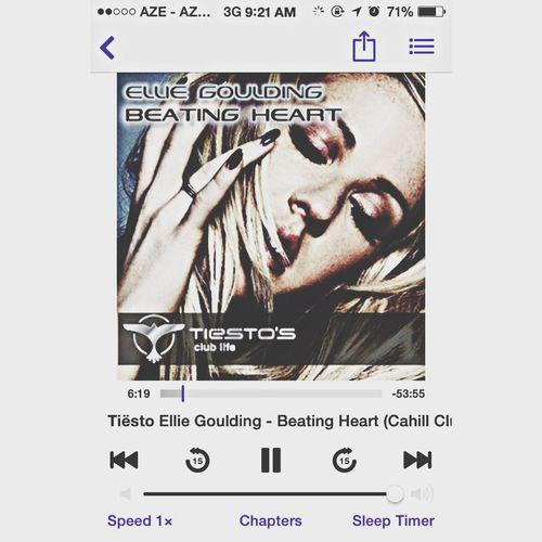 Ellie Goulding ♥️ Lovethisgirl Nocomment Beatingheart Tiestosclublife