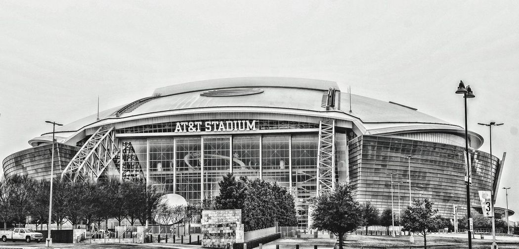 AT&T Stadium Home to the Dallas Cowboys ✭🏈 😚 ✭ Buteful America Stadium Blackandwhite Cloud - Sky Sky Mirror Dallas NFL Stadium NFL Football NFL Dallas Cowboys CowboysNation  COWBOYS NATION American Team Dallas Cowboys AT&T Stadium Sky Architecture Nature Text Built Structure Day Outdoors