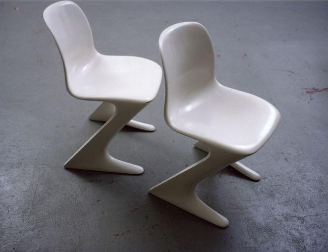 no name Blancoynegro Chair Chaise DDR Empty Fuji Fp 100C Leer Panton Polaroid Polaroid Art Polaroid Pictures Polyurethan PUR (Polyurethan) Pur Pur Pur Stuhl VEB Petrolchemisches Kombinat Video Vitra Weiss White