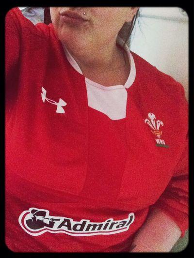 Todays Hot Look Wales Rugby Cymru Am Byth
