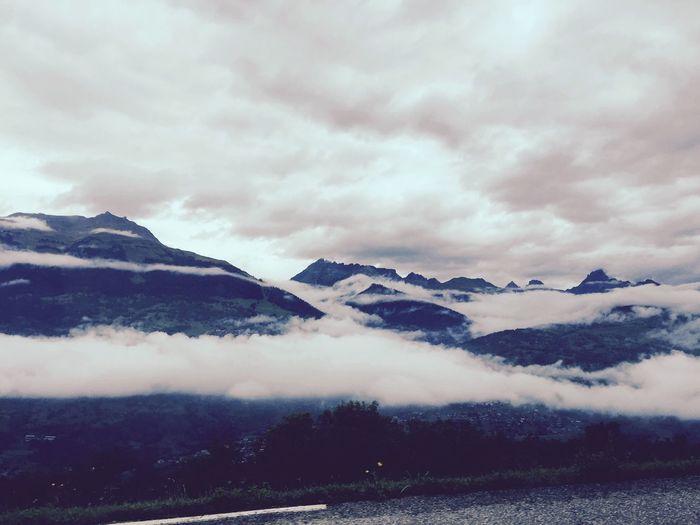 On The Road Enjoying Life Mountains Holidays Hangingoutwithfamily