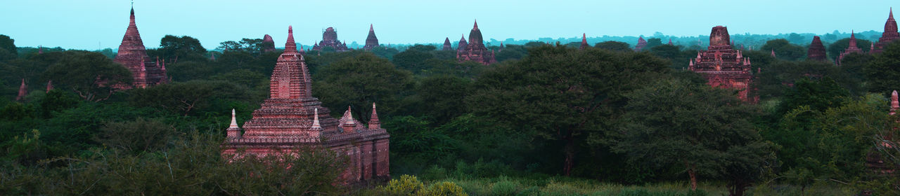 Bagan at Dust Tourist Attraction  Tranquility World Heritage Ancient Ancient Civilization Architecture Bagan Buddhism Buddhist Temple Building Exterior Built Structure Burma History Myanmar No People Old Ruin Outdoors Place Of Worship Religion Scenics Spirituality Travel Destinations