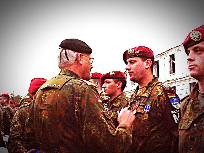 Kosovo KFOR Bundeswehr Feldjäger Military Police Army Military That's Me Prizrenkosovo Prizren