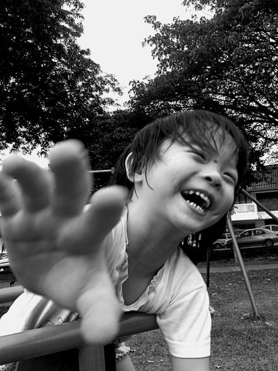 Kids Playing Kid Happy Park EyeEmBestPics EyeEm Gallery Eye4photography  EyeEm Best Shots EyeEm Best Edits Blackandwhite Blackandwhite Photography First Eyeem Photo Mobilephotography Showcase March Child Cute