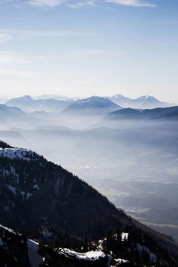 Untersberg, Salzburg Mountain Mountain View Salzburg Salzburg, Austria SalzburgerLand Summit Summit View Untersberg Valley